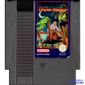 LITTLE NEMO THE DREAM MASTER NES SCN YAPON