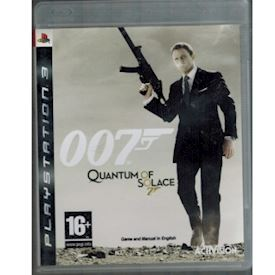 007 QUANTUM OF SOLACE PS3