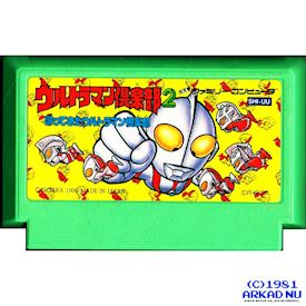 ULTRAMAN CLUB 2 FAMICOM