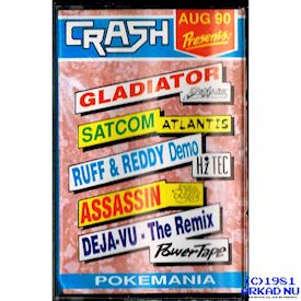 CRASH PRESENTS AUG 90 ZX SPECTRUM