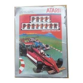 POLE POSITION Atari 2600 Cartridge