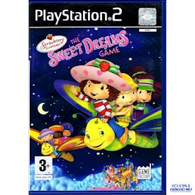 STRAWBERRY SHORTCAKE THE SWEET DREAMS GAME PS2