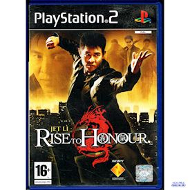 RISE TO HONOR PS2