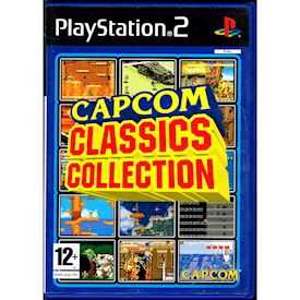 CAPCOM CLASSICS COLLECTION VOL 1 PS2