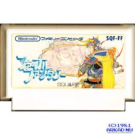 FINAL FANTASY FAMICOM
