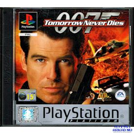 TOMORROW NEVER DIES PS1