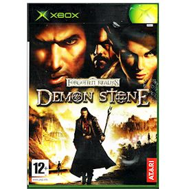 FORGOTTEN REALMS DEMON STONE XBOX