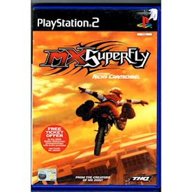 MX SUPERFLY FEAT. RICKY CARMICHAEL PS2
