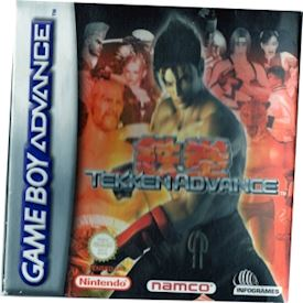 TEKKEN ADVANCED GBA