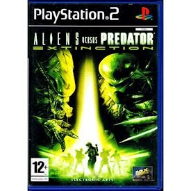 ALIEN VERSUS PREDATOR EXTINCTION PS2