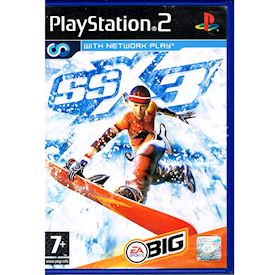 SSX 3 PS2