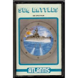 SEA BATTLE ZX SPECTRUM