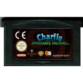 CHARLIE AND THE CHOCOLATE FACTORY GAMEBOY ADVANCE