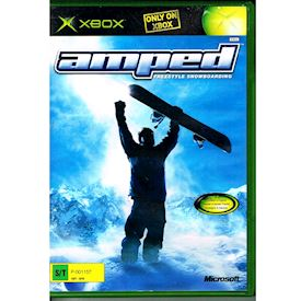 AMPED FREESTYLE SNOWBOARDING XBOX