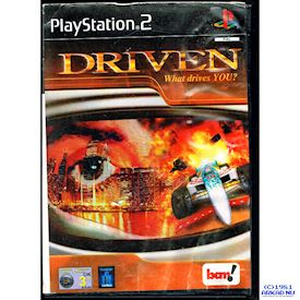 DRIVEN WHAT DRIVES YOU PS2
