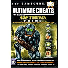 METROID ULTIMATE CHEATS GAMECUBE