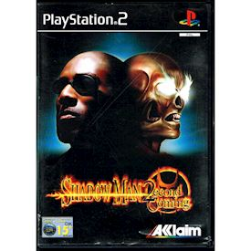 SHADOW MAN 2ECOND COMING PS2