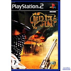 DEAD EYE JIM PS2