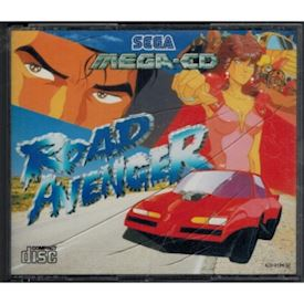 ROAD AVENGER MEGA-CD