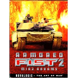 ARMORED FIST 2 MIA2 ABRAMS PC BIGBOX