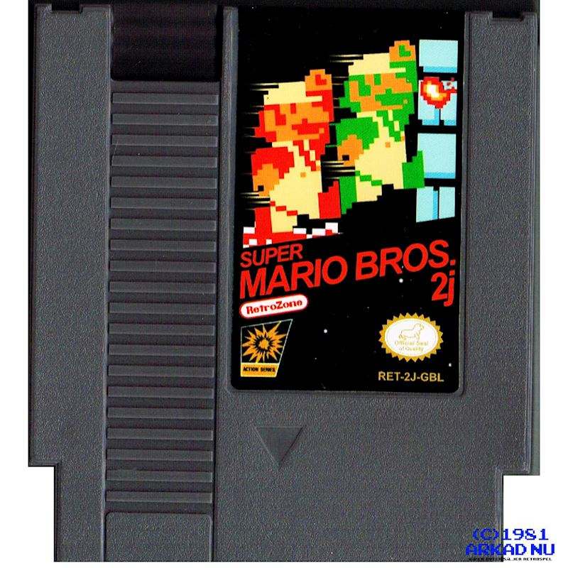 Super Mario Bros 2j Lost Levels Nes Repro Have You Played A Classic Today