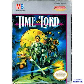 TIME LORD NES REV-A