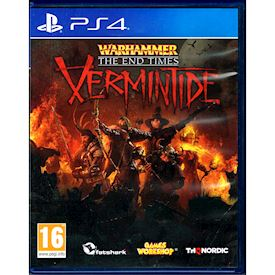 WARHAMMER THE END OF TIME VERMINTIDE PS4