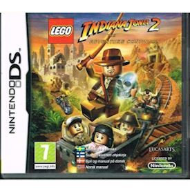 INDIANA JONES 2 THE ADVENTURE CONTINUES DS