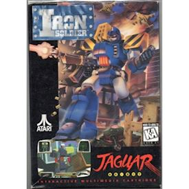IRON SOLDIER JAGUAR
