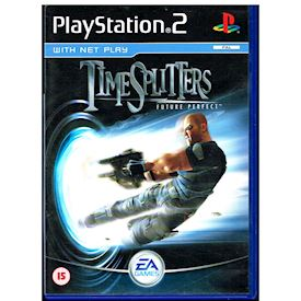 TIME SPLITTERS FUTURE PERFECT PS2
