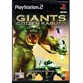 GIANTS CITIZEN KABUTO PS2