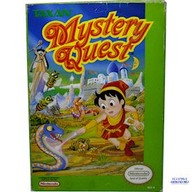 MYSTERY QUEST NES REV-A USA