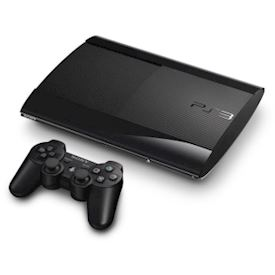 PLAYSTATION 3 SUPER SLIM 12GB BASENHET