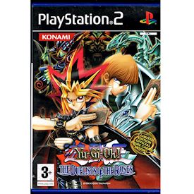 YU-GI-OH! THE DUELIST OF THE ROSES PS2