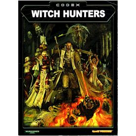CODEX WITCH HUNTERS WARHAMMER 40000