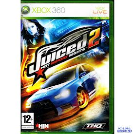 JUICED 2 HOT IMPORT NIGHTS XBOX 360