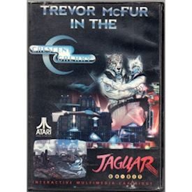 TREVOR MCFUR IN THE CRESENT GALAXY JAGUAR