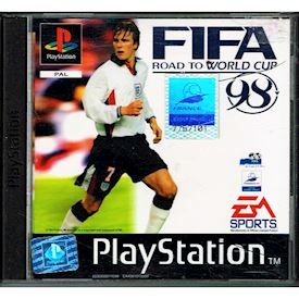 FIFA 98 ROAD TO WORLD CUP PS1