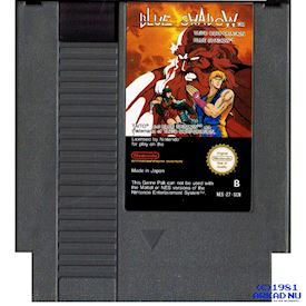 BLUE SHADOW NES SCN