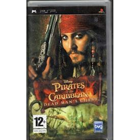 PIRATE OF THE CARIBBEAN DEAD MANS CHEST PSP UMD