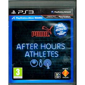 AFTER HOUR ATHLETES PS3