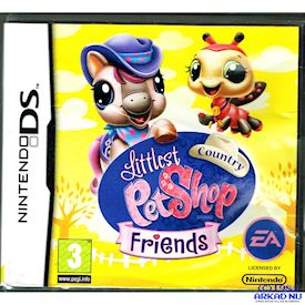 LITTLEST PETSHOP COUNTRY FRIENDS DS