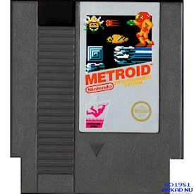 METROID NES REV-A USA