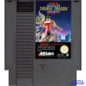 DOUBLE DRAGON II THE REVENGE NES SCN