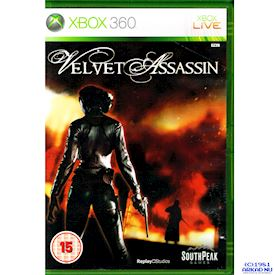 VELVET ASSASSIN XBOX 360