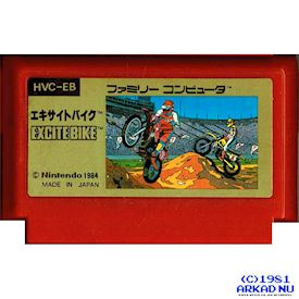 EXCITE BIKE FAMICOM