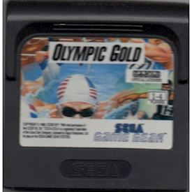 OLYMPIC GOLD GAMEGEAR
