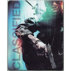 CALL OF DUTY BLACK OPS STEELBOOK PS3