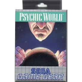PSYCHIC WORLD GAMEGEAR