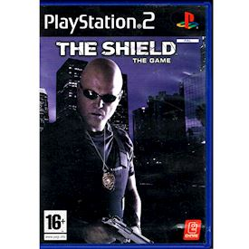 THE SHIELD THE GAME PS2